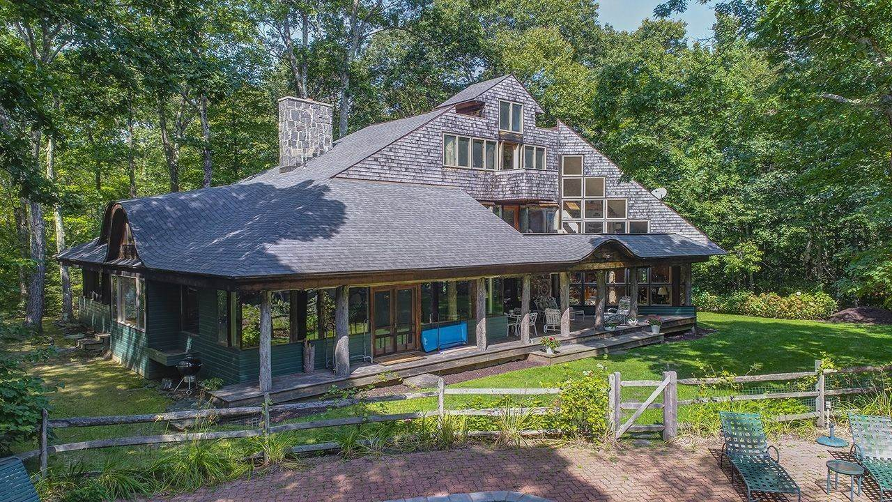 13. Single Family Home für Verkauf beim The Treehouse 720 West Road Richmond, Massachusetts,01254 Vereinigte Staaten