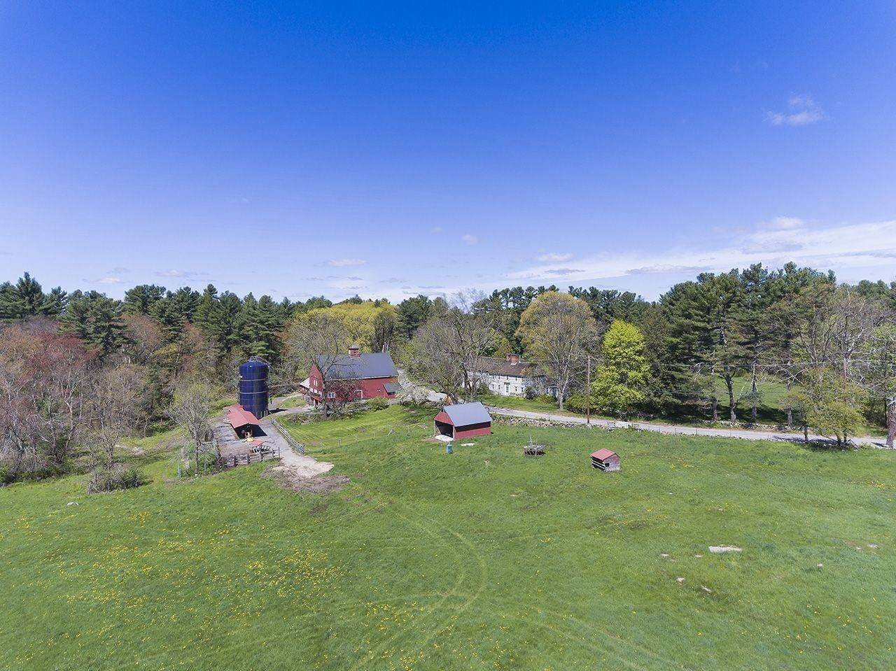 Single Family Home por un Venta en Stillmeadow Farm 0-566 Acton Street Carlisle, Massachusetts,01741 Estados Unidos