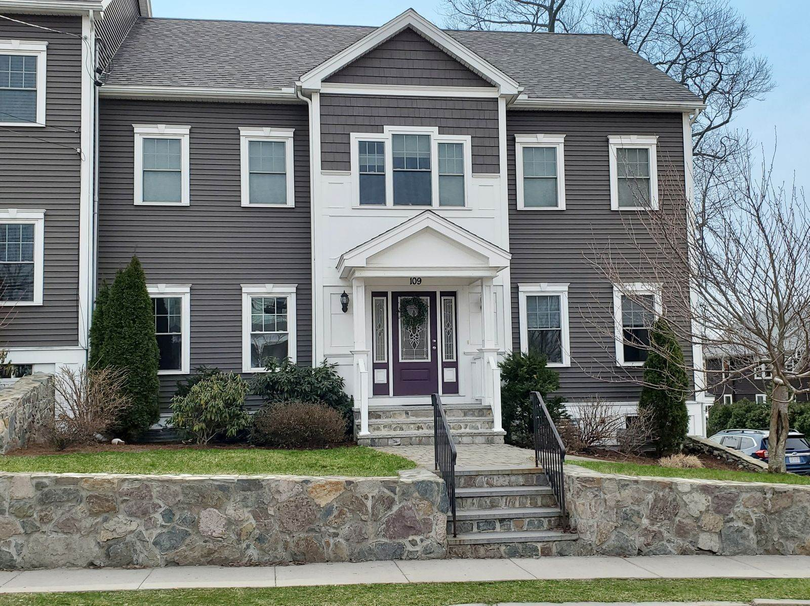 Single Family Home for Sale at 109 Waverley Street 109 Waverley St Belmont, Massachusetts,02478 United States
