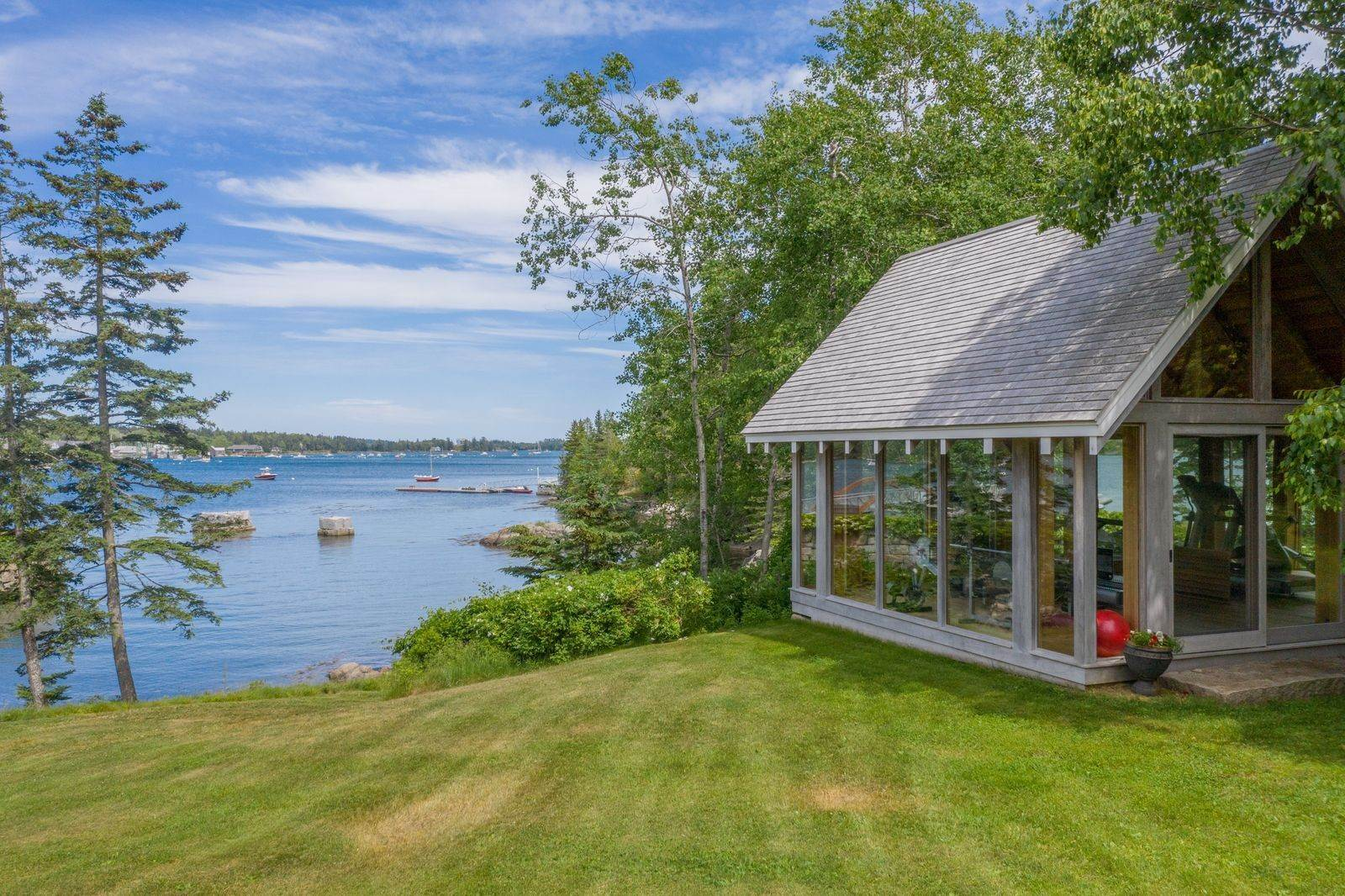 25. Single Family Home vì Bán tại 1552 North Haven Road Vinalhaven, Maine,04863 Hoa Kỳ