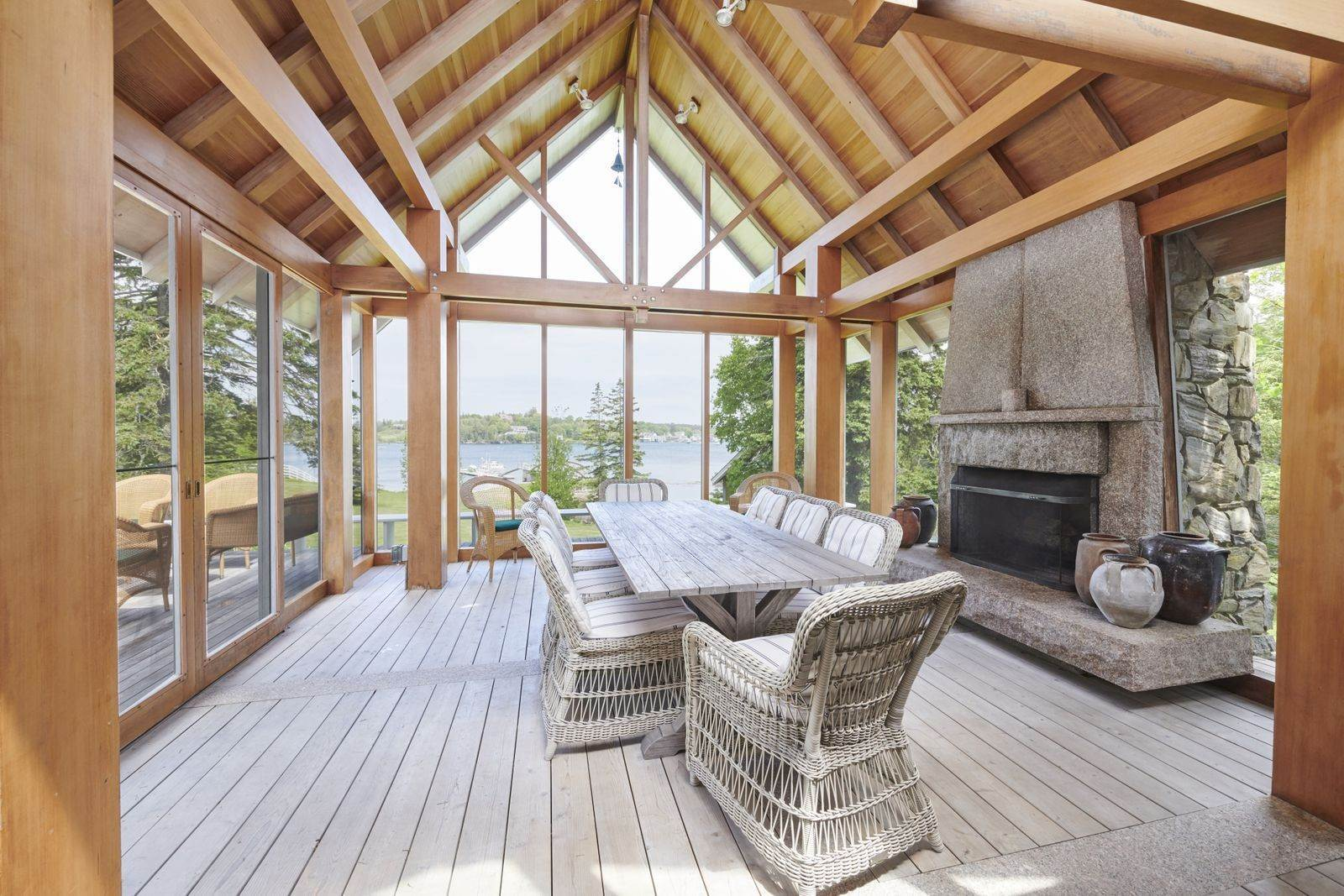 12. Single Family Home vì Bán tại 1552 North Haven Road Vinalhaven, Maine,04863 Hoa Kỳ