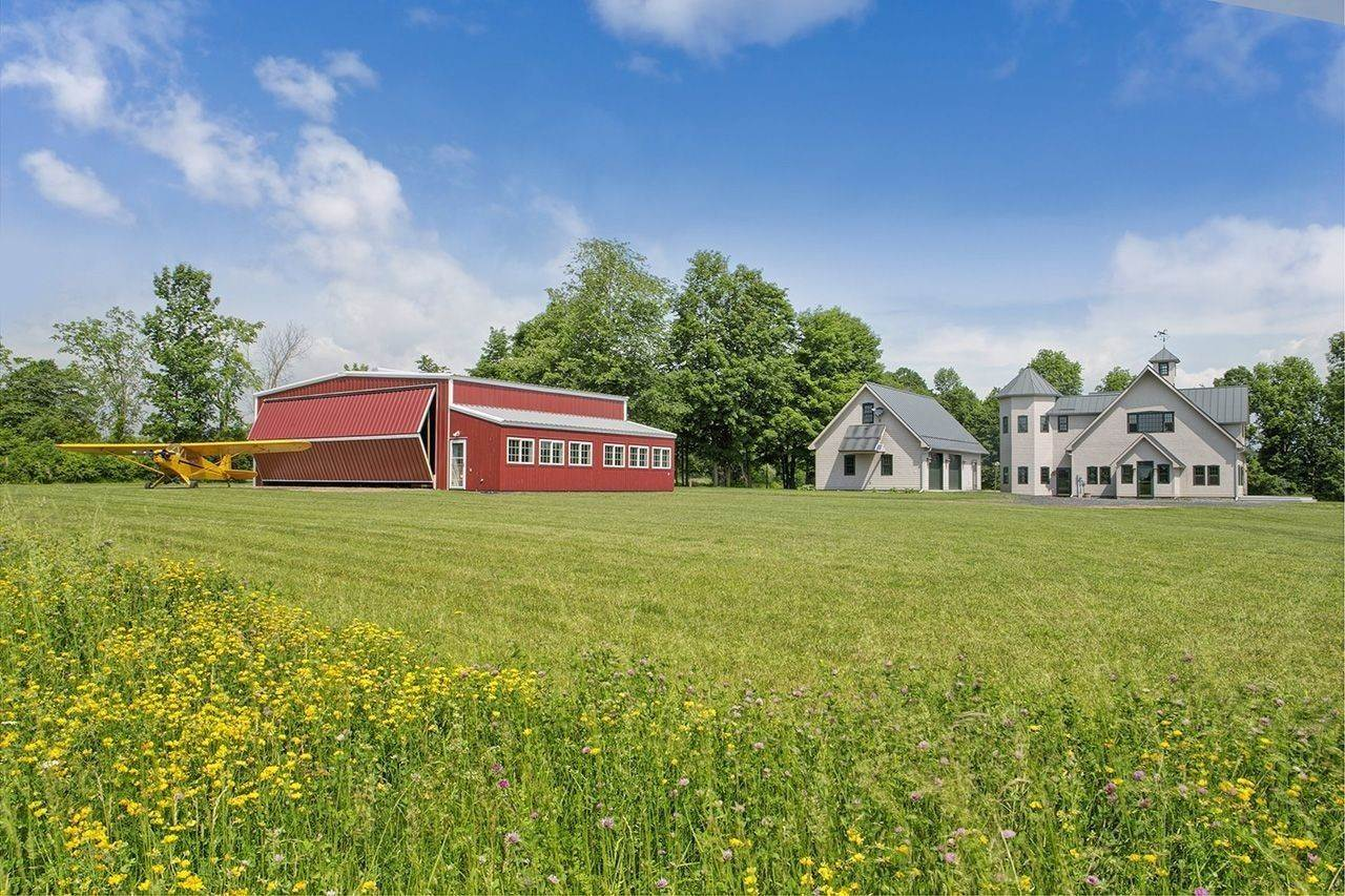 Single Family Home por un Venta en Twin View Farm 1075 Grandey Rd Addison, Vermont,05491 Estados Unidos