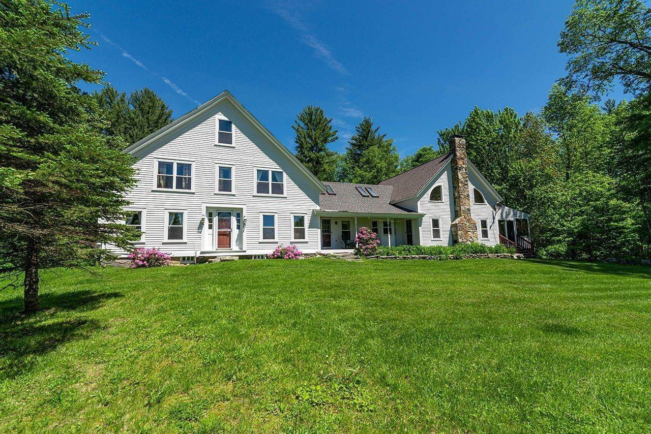 2. Single Family Home voor Verkoop op Cobble Hill Farm 389 Cobble Hill Rd Londonderry, Vermont,05148 Verenigde Staten