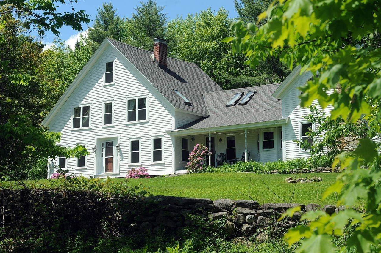 Single Family Home voor Verkoop op Cobble Hill Farm 389 Cobble Hill Rd Londonderry, Vermont,05148 Verenigde Staten
