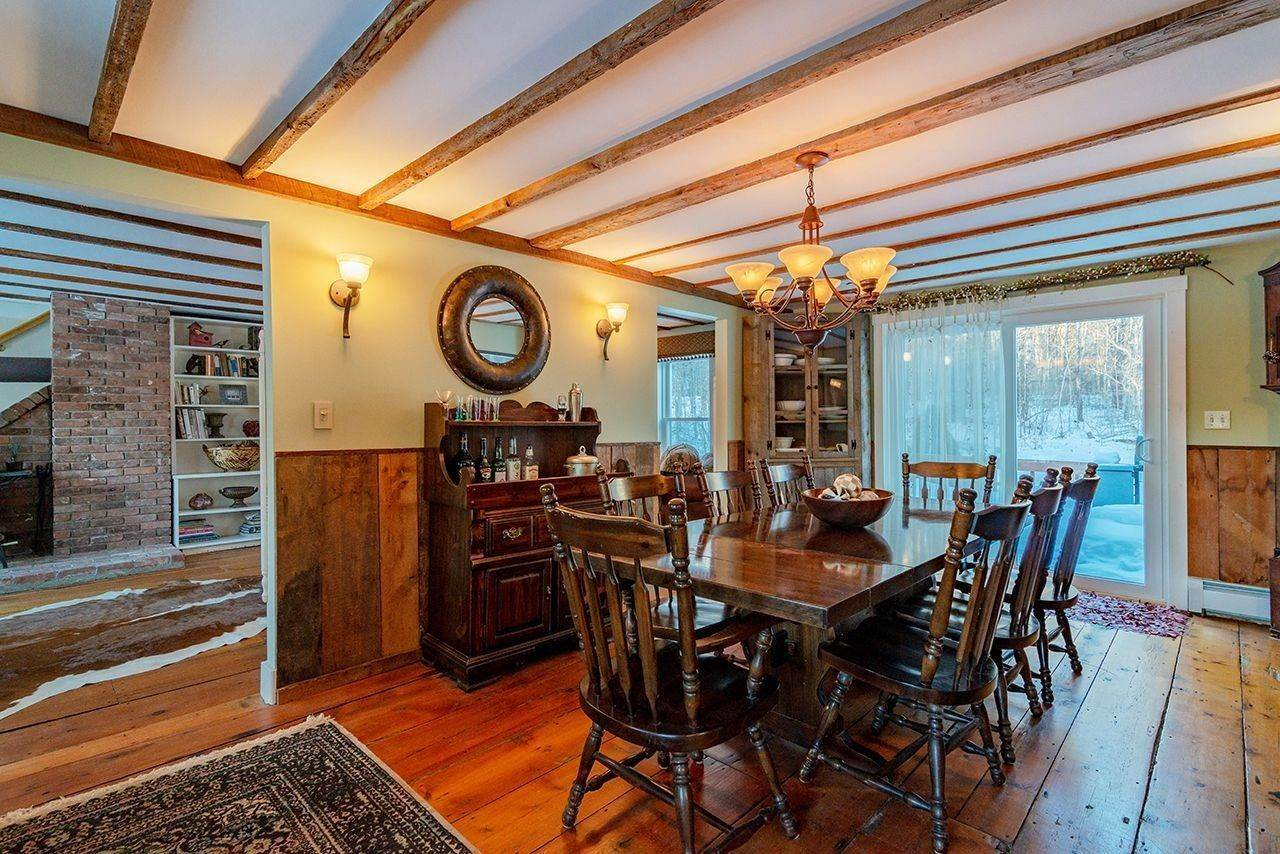13. Single Family Home voor Verkoop op Cobble Hill Farm 389 Cobble Hill Rd Londonderry, Vermont,05148 Verenigde Staten