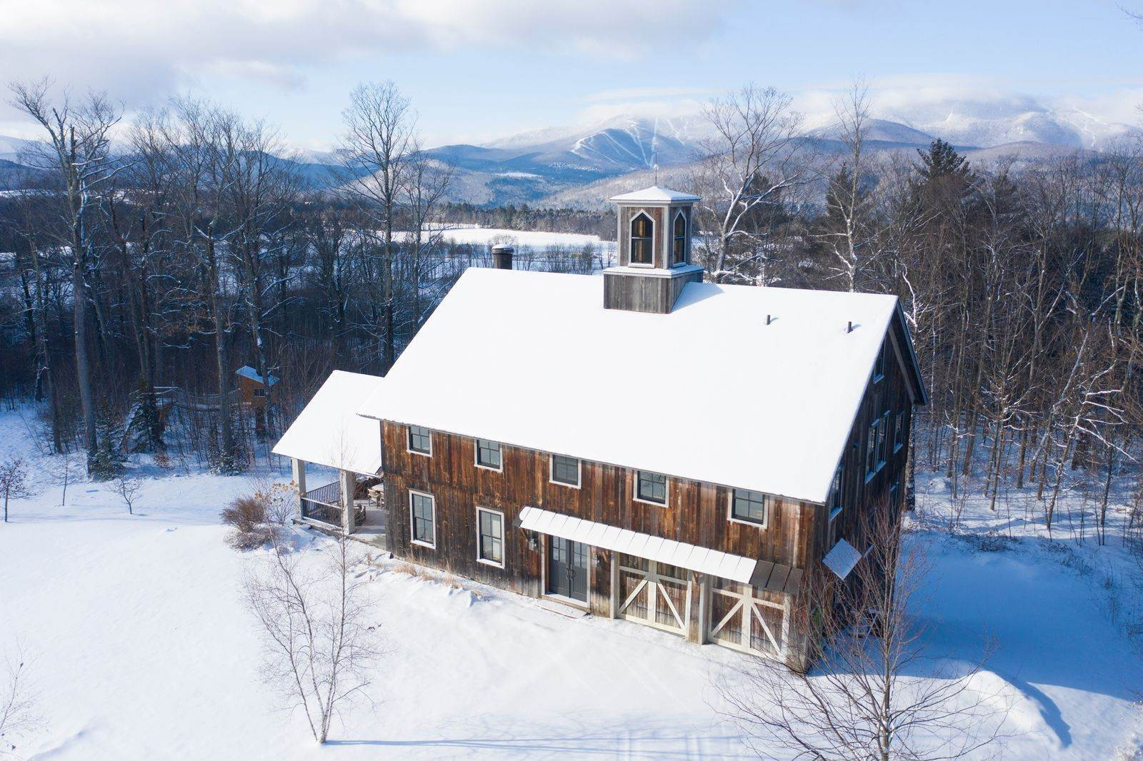 Single Family Home para Venda às Ridgeview 129 Eurich Rd Waitsfield, Vermont,05673 Estados Unidos