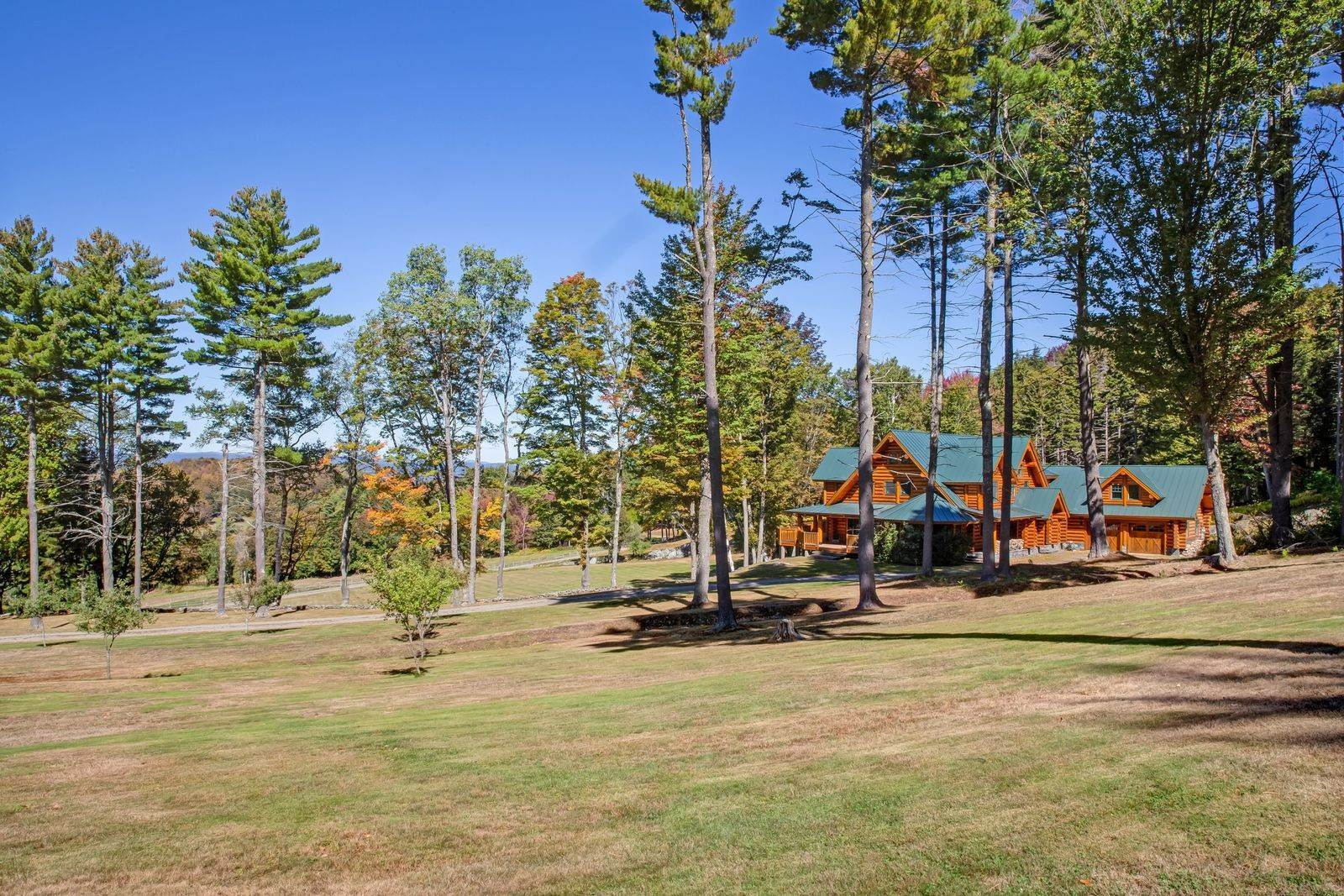 28. Single Family Home por un Venta en 401 Danoli Farm Drive East Randolph, Vermont,05060 Estados Unidos