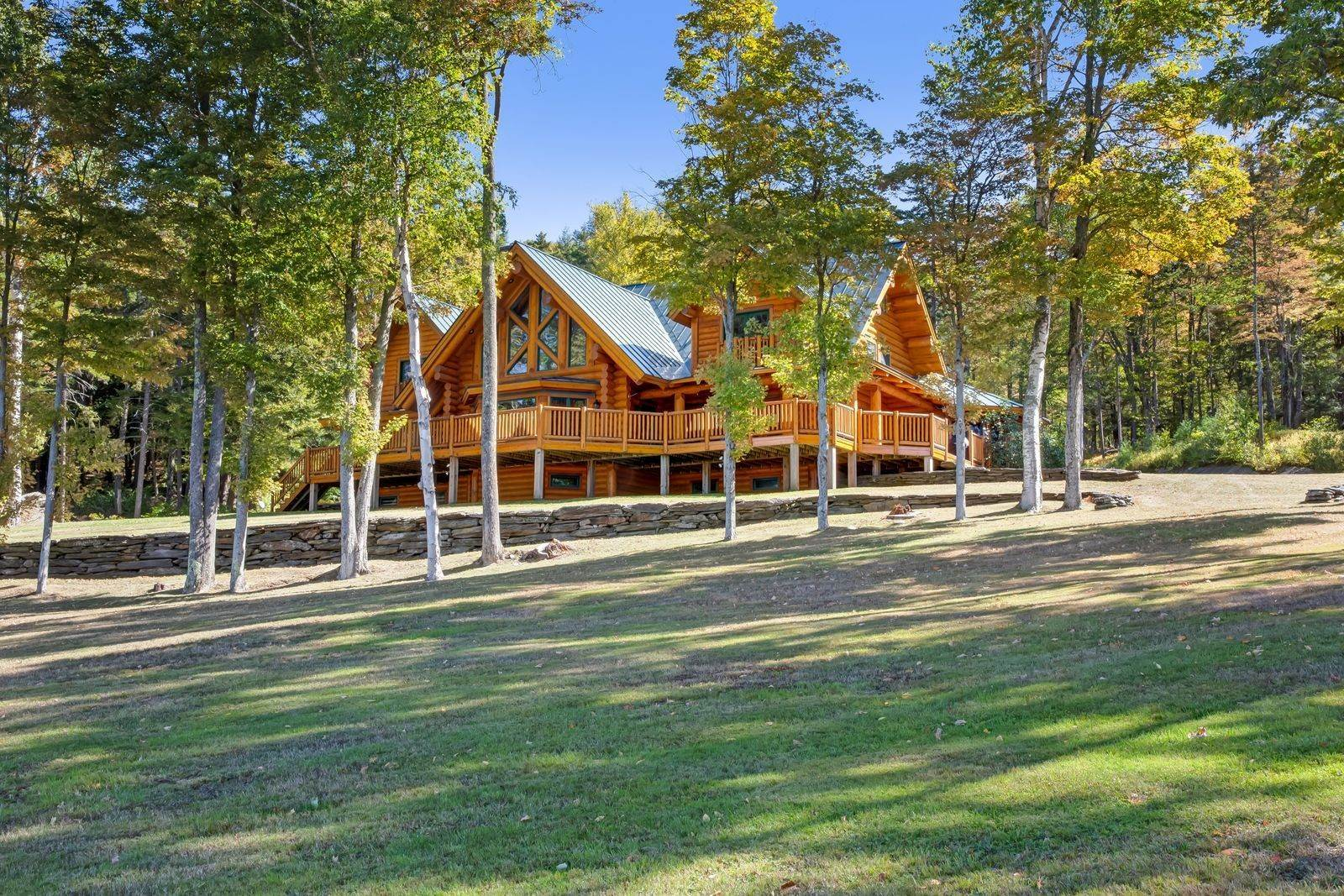 3. Single Family Home por un Venta en 401 Danoli Farm Drive East Randolph, Vermont,05060 Estados Unidos