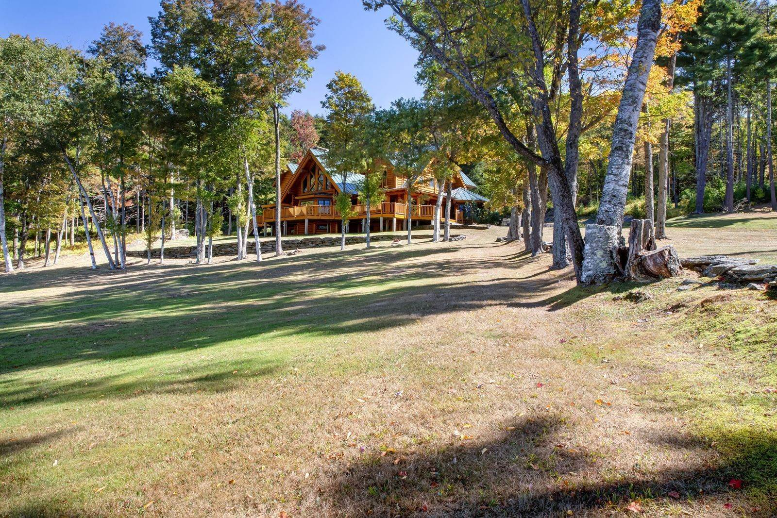 30. Single Family Home por un Venta en 401 Danoli Farm Drive East Randolph, Vermont,05060 Estados Unidos
