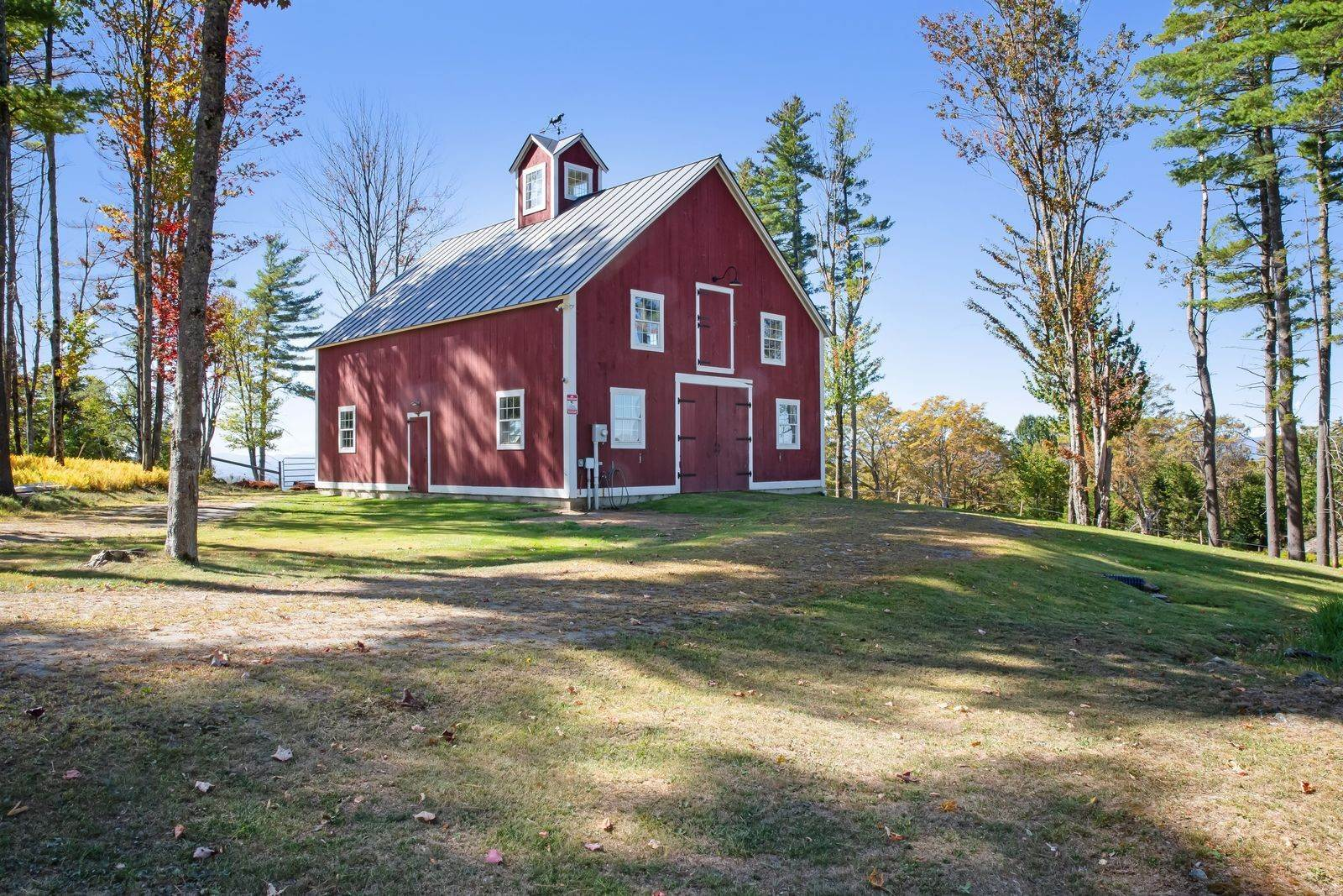 10. Single Family Home por un Venta en 401 Danoli Farm Drive East Randolph, Vermont,05060 Estados Unidos