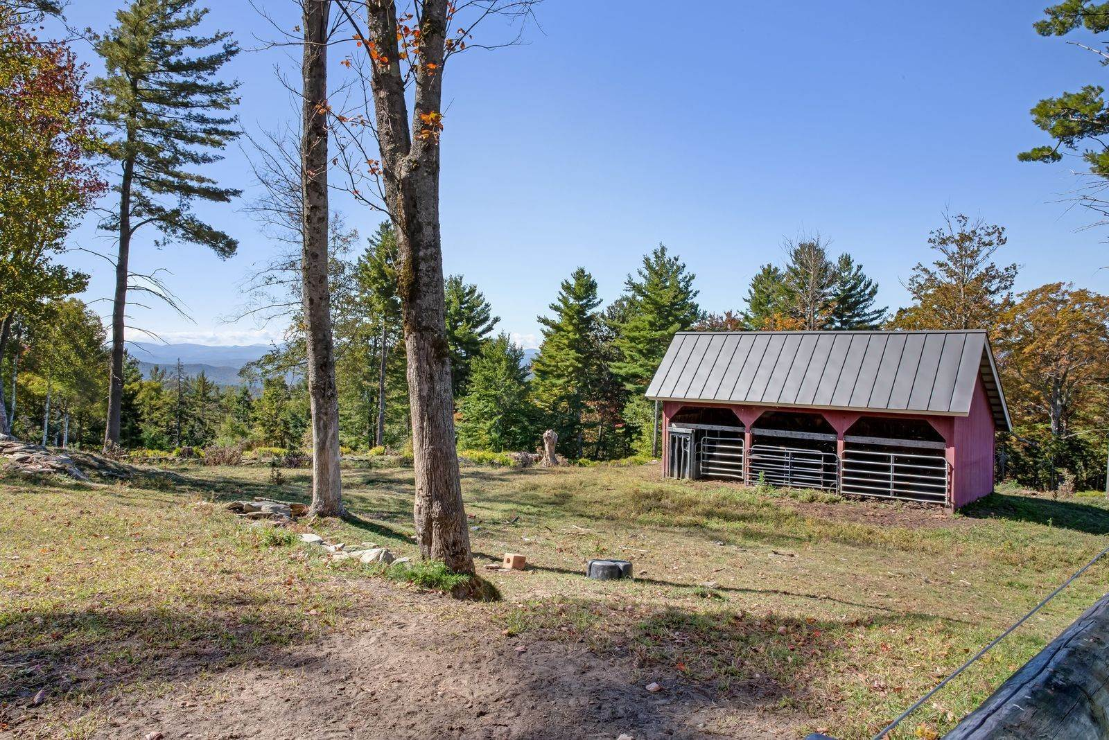26. Single Family Home por un Venta en 401 Danoli Farm Drive East Randolph, Vermont,05060 Estados Unidos