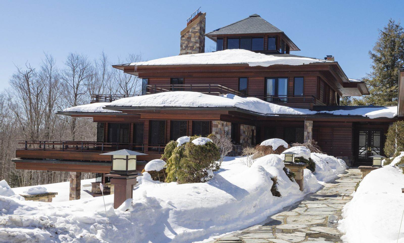 6. Single Family Home のために 売買 アット Mendonhall Estate, A Serene Mountain Retreat in the Heart of Vermont Ski Country Mendon, バーモント,05751 アメリカ