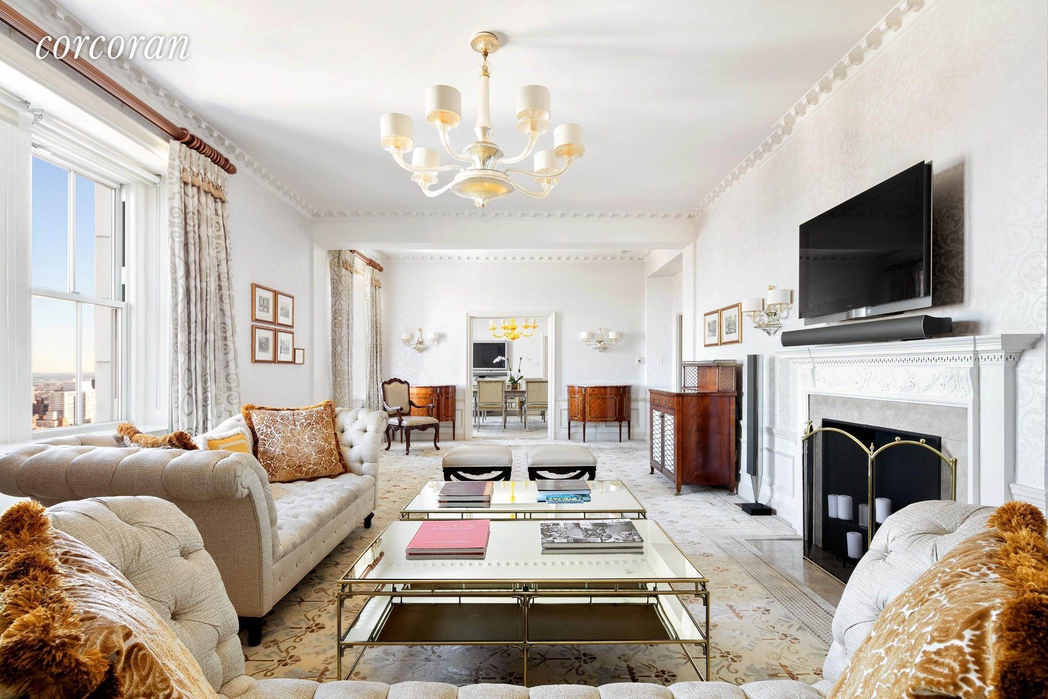 Co-op property for Rent at The Pierre 795 Fifth Avenue, 39 New York, New York,10065 United States