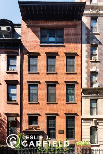 Single Family Townhouse for Sale at 80 Washington Place New York, New York,10011 United States