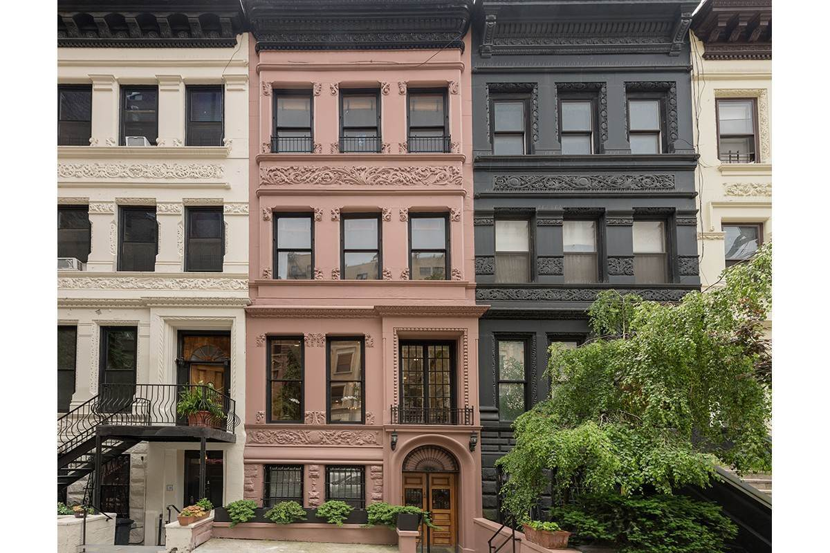 15. Multi Family Townhouse for Sale at 312 West 71st Street New York, New York,10023 United States
