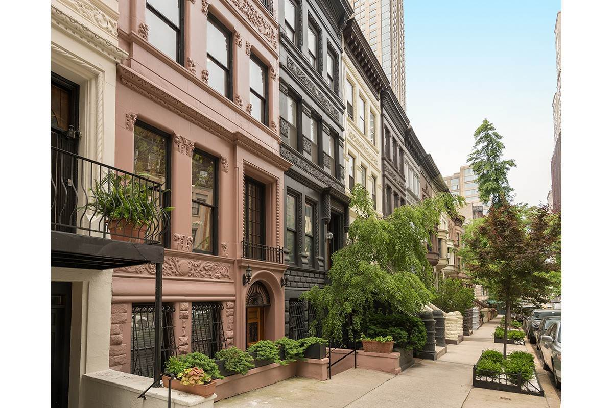 16. Multi Family Townhouse for Sale at 312 West 71st Street New York, New York,10023 United States