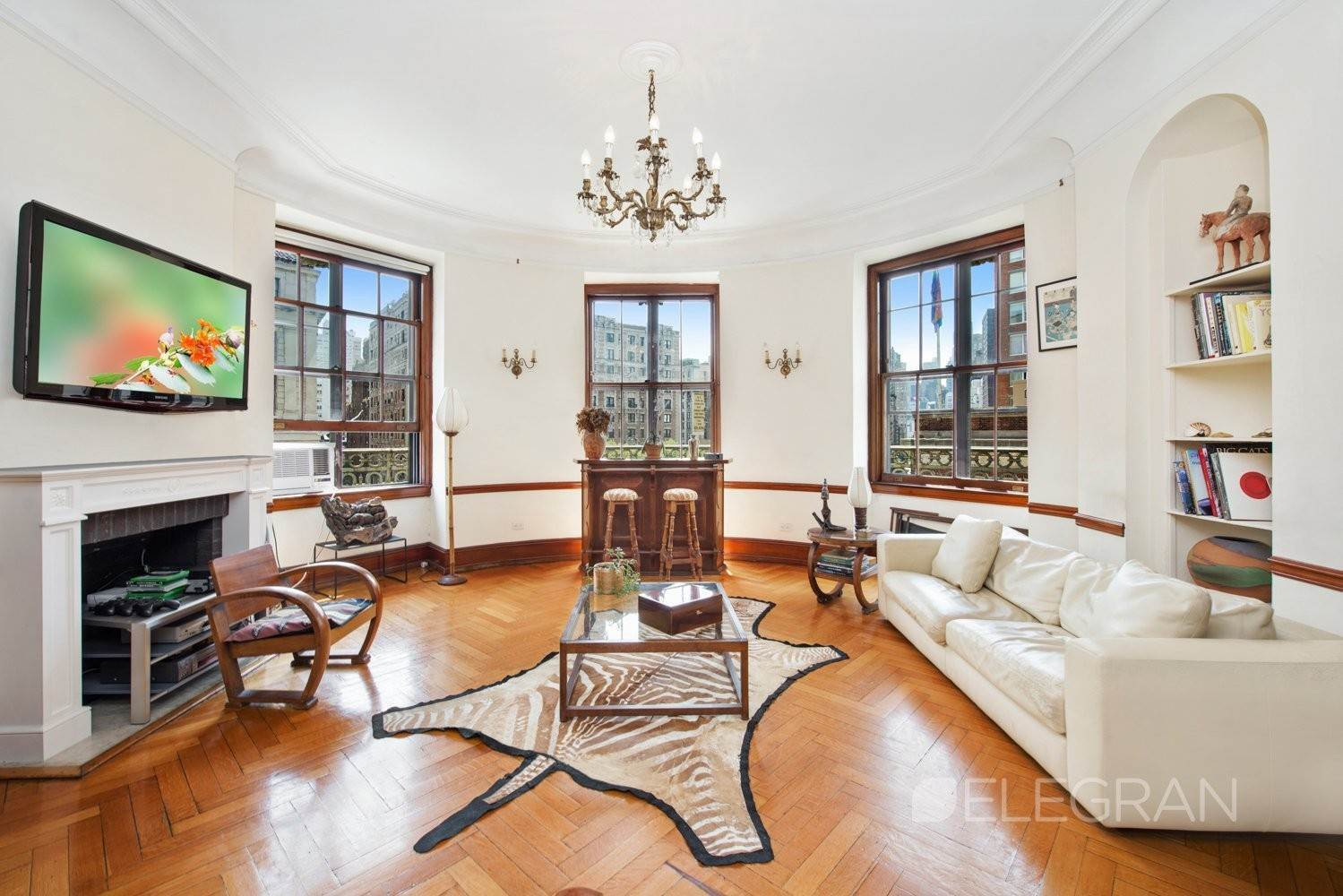 Condominium for Sale at The Ansonia 2109 Broadway, 660 New York, New York,10023 United States