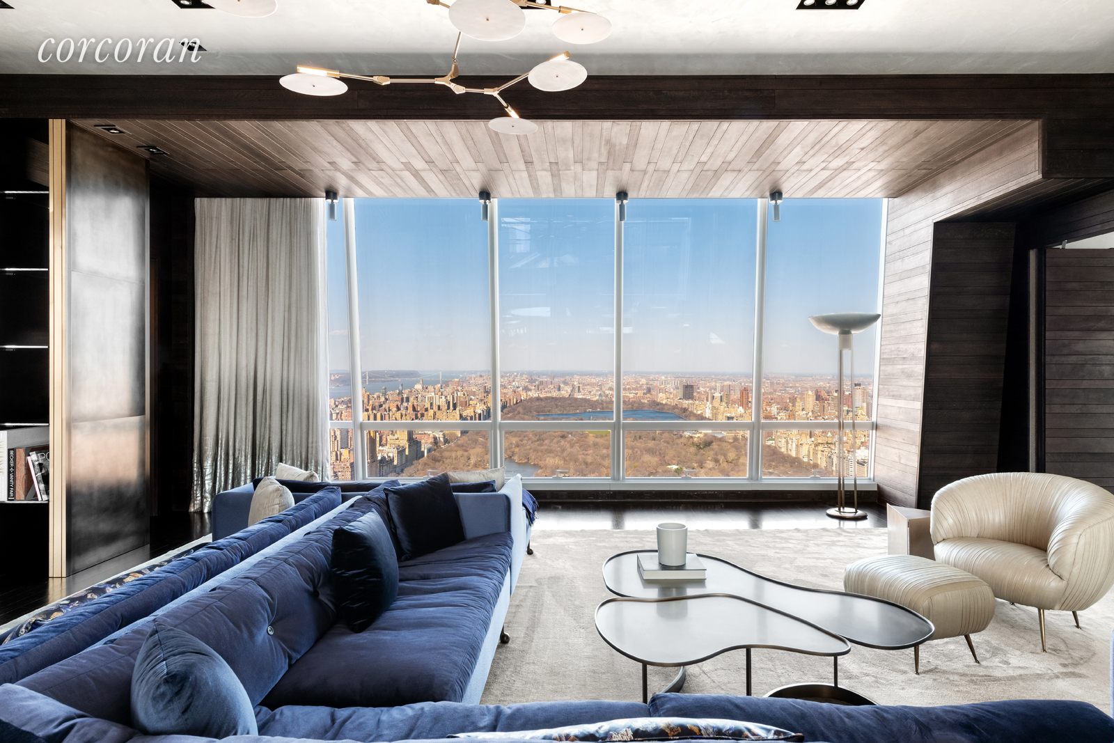 Condominium for Rent at One57 157 West 57th Street, 67B New York, New York,10019 United States
