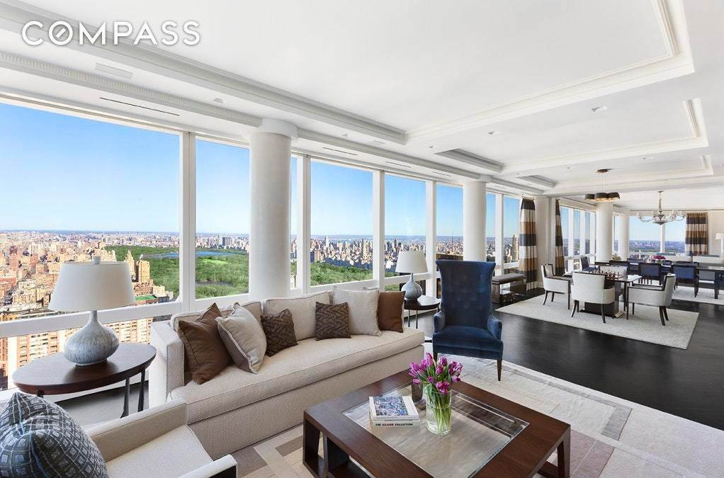 Condominium for Sale at Residences at Mandarin Oriental 80 Columbus Circle, 74-AB New York, New York,10023 United States