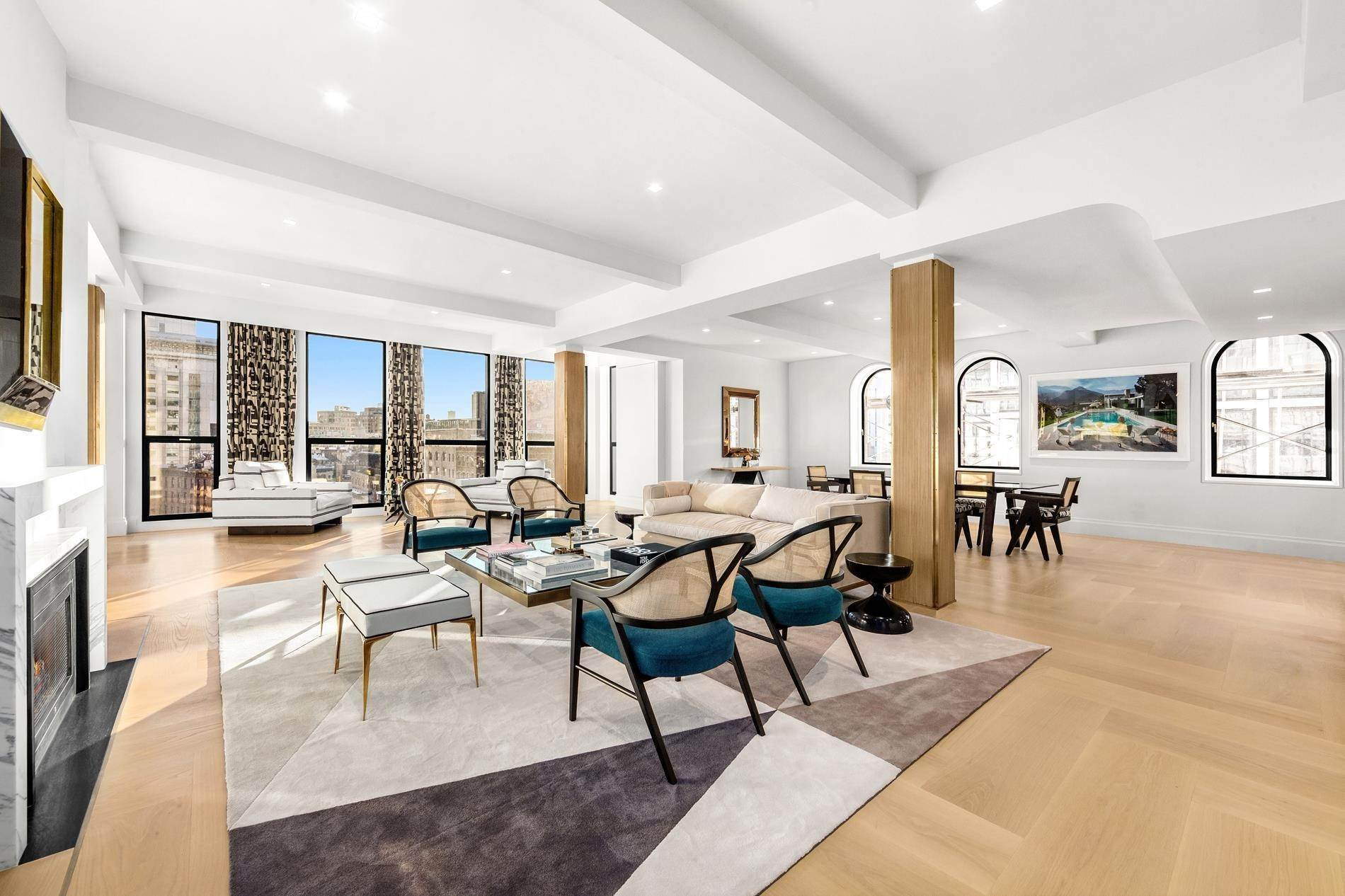 Condominium for Rent at Porter House 66 Ninth Avenue, 6 New York, New York,10011 United States