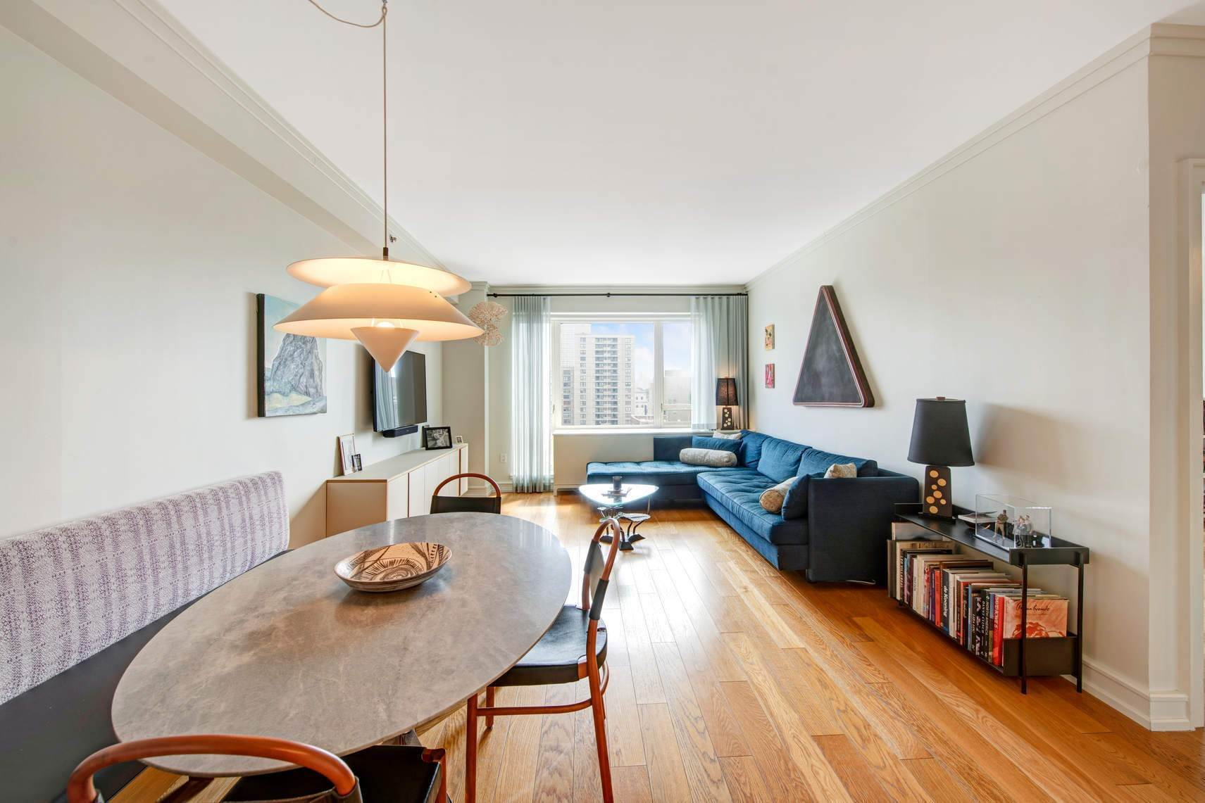 Condominium for Sale at One Museum Mile 1280 Fifth Avenue, 15-D New York, New York,10029 United States