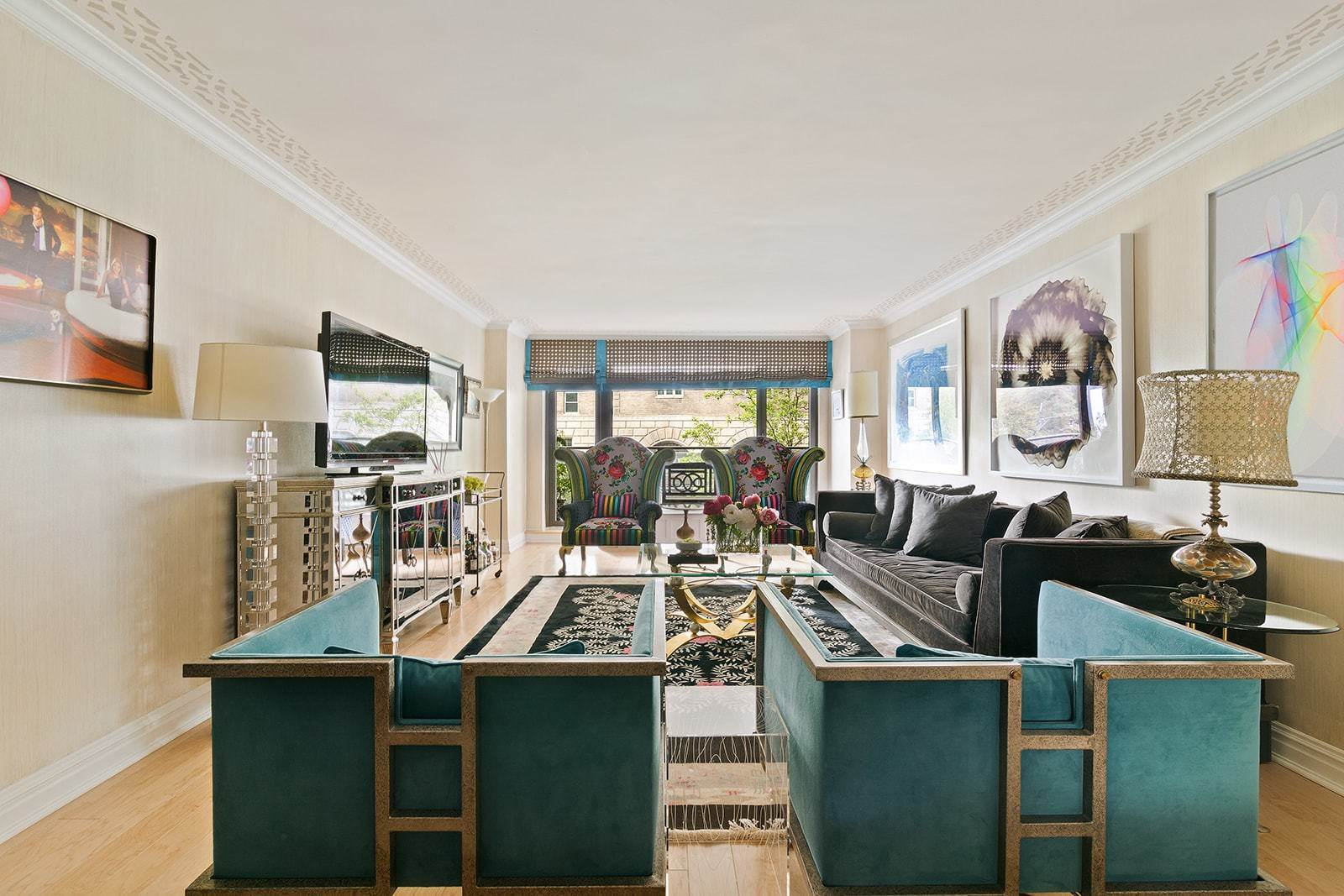 2. Co-op property pour l à vendre à 200 Central Park South, 3a New York, New York,10019 États-Unis