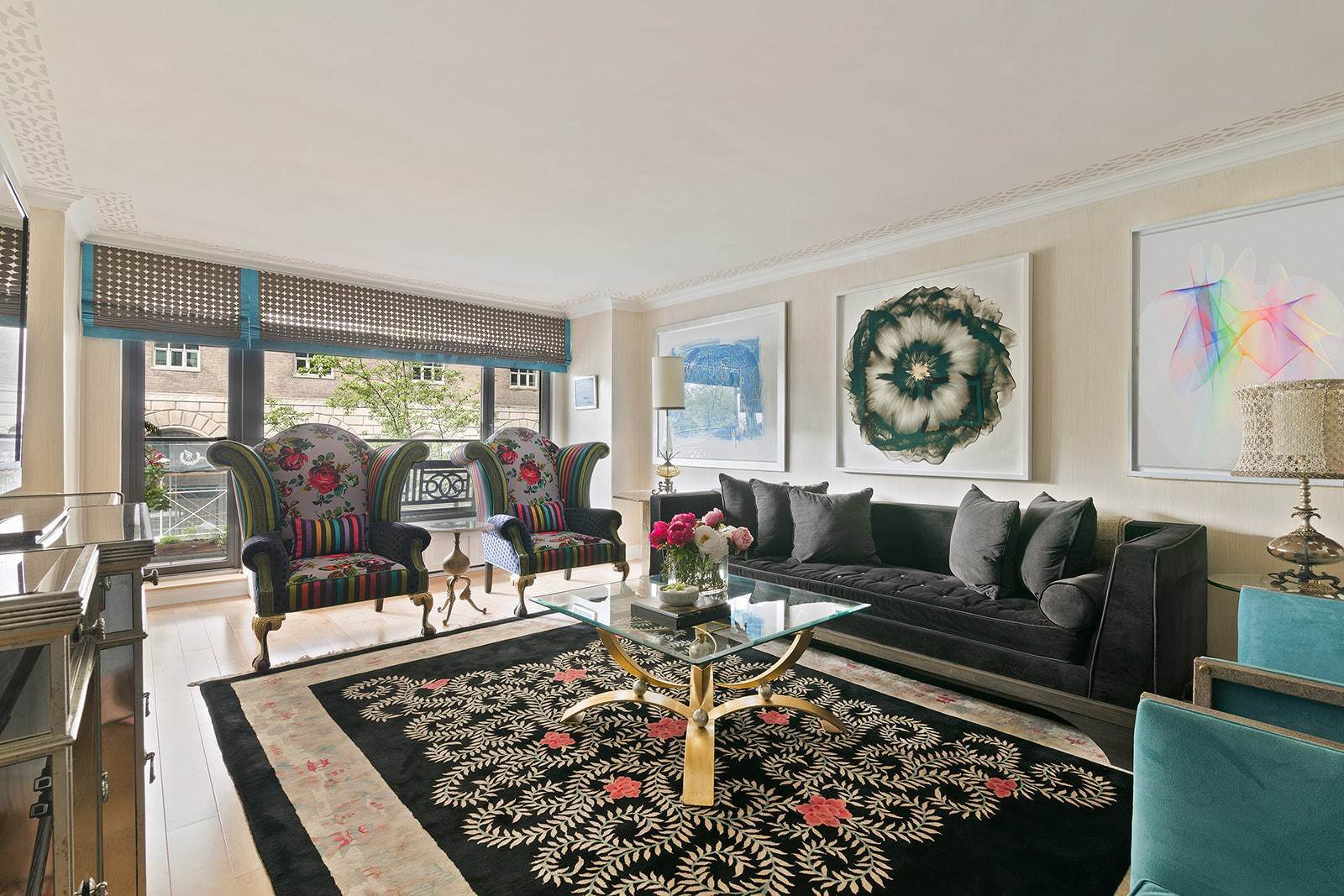 Co-op property pour l à vendre à 200 Central Park South, 3a New York, New York,10019 États-Unis