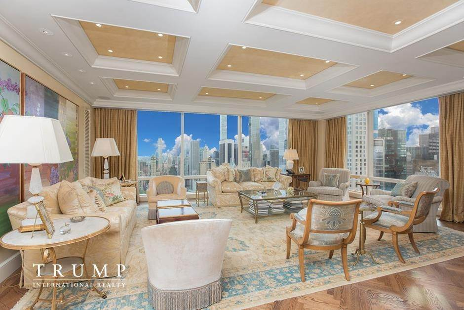 Condominium for Sale at Trump International 1 Central Park West, 46-C New York, New York,10023 United States