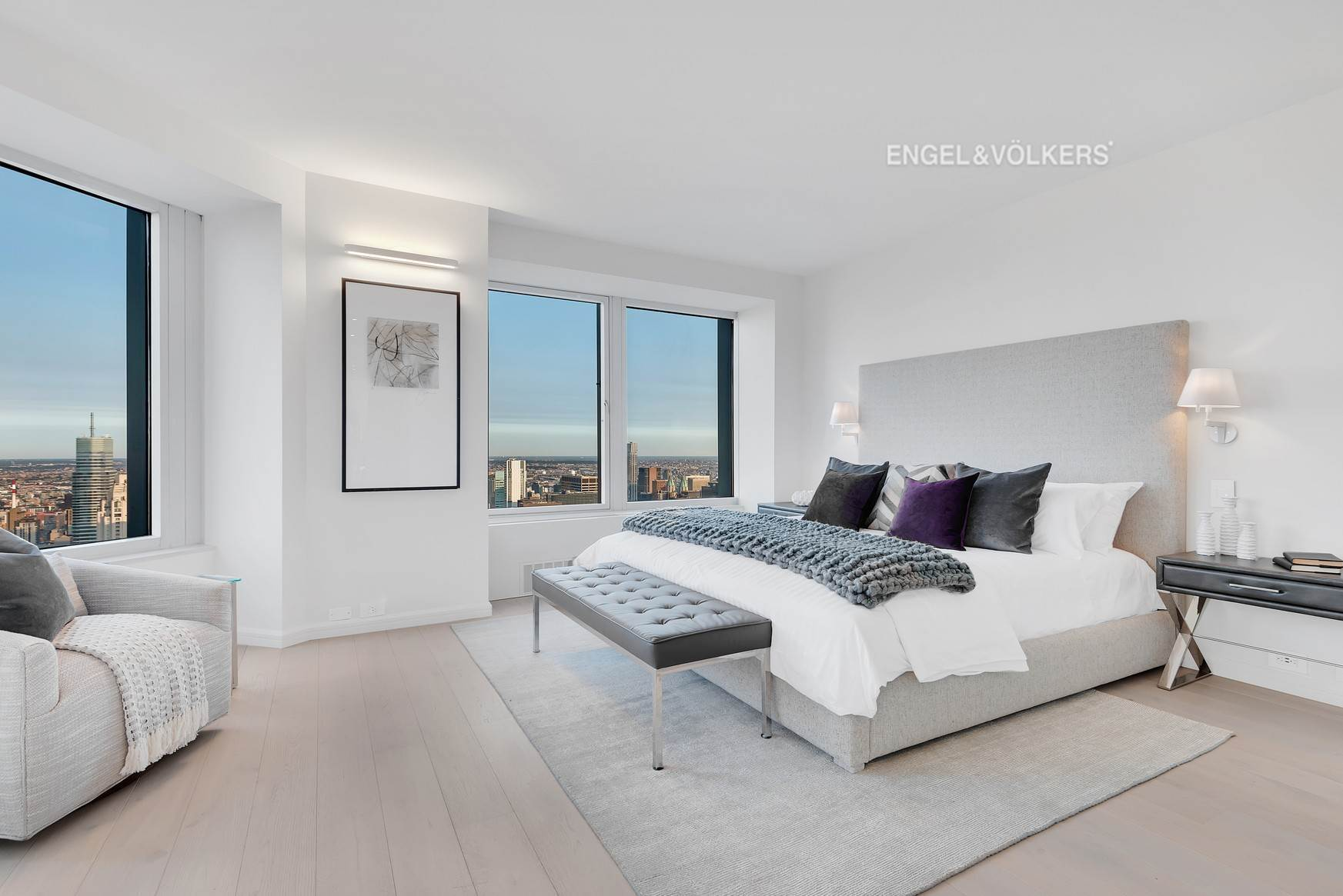 6. Condominium for Sale at CitySpire 150 West 56th Street, 7102 New York, New York,10019 United States