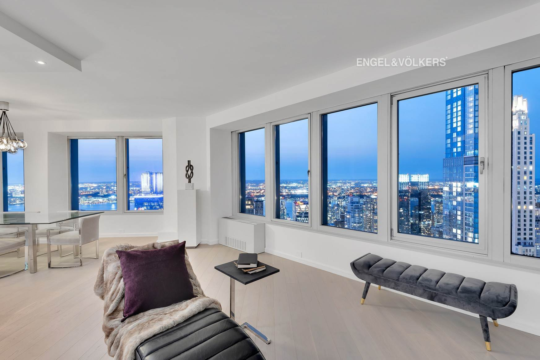 16. Condominium for Sale at CitySpire 150 West 56th Street, 7102 New York, New York,10019 United States