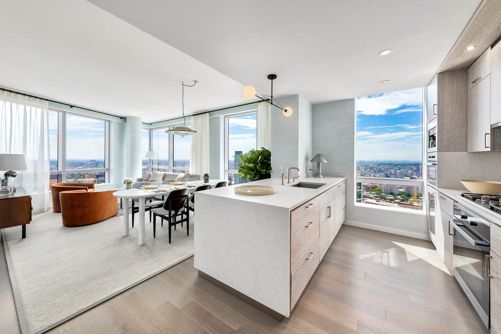 Condominium for Sale at Brooklyn Point 138 Willoughby Street, 56E Brooklyn, New York,11201 United States