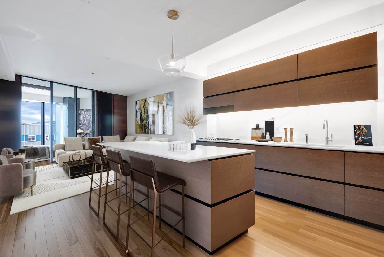 Condominium at 551 West 21st Street, 3-B New York, New York,10011 United States