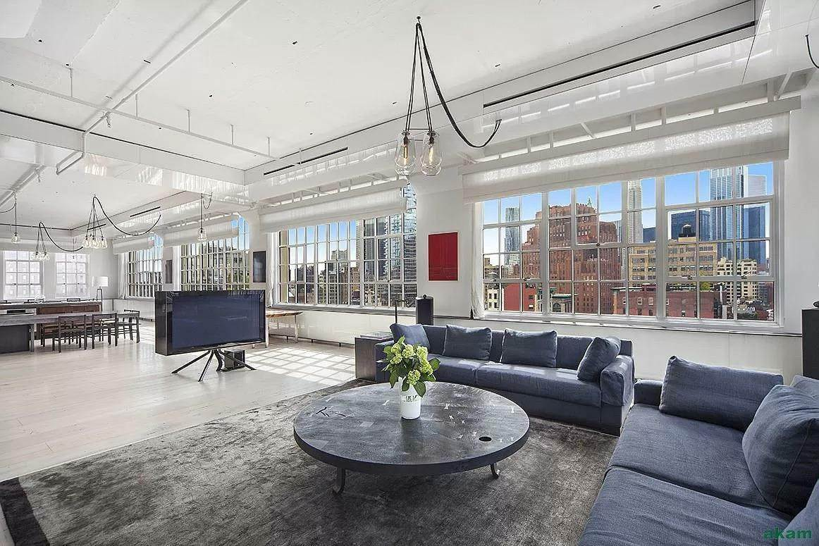 Condominium for Rent at Sky Lofts 145 Hudson Street, 13-A New York, New York,10013 United States