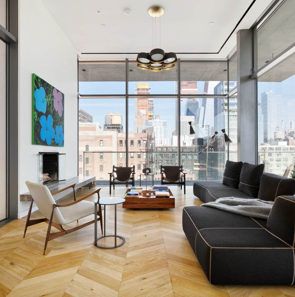 5. Condominium per Vendita alle ore Five Sixty 560 West 24th Street, PH-2 New York, New York,10011 Stati Uniti