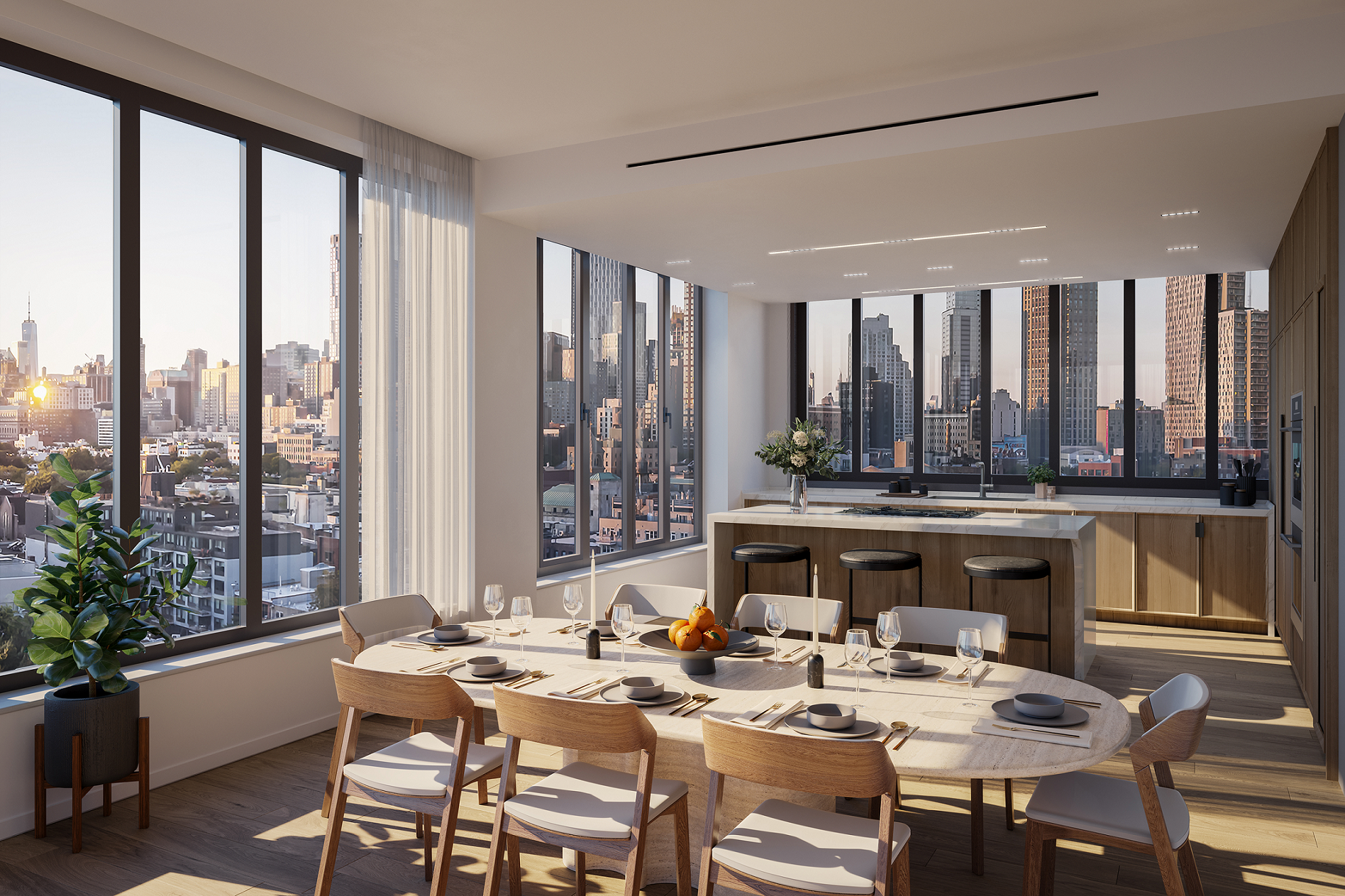 Condominium for Sale at Saint Marks Place 58 St Marks Place, 1105 Brooklyn, New York,11217 United States