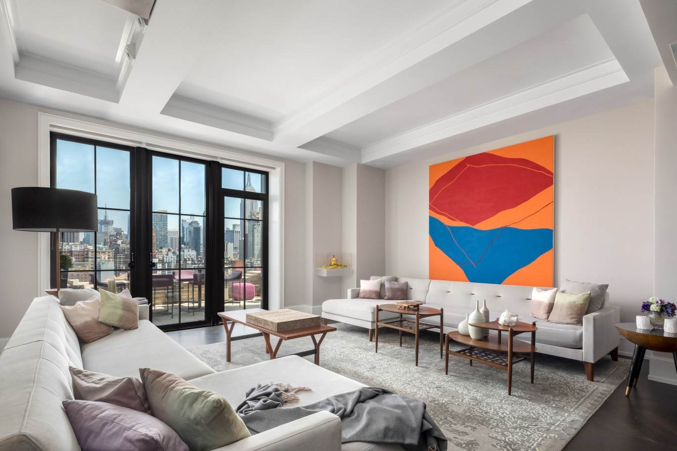 Condominium for Sale at Walker Tower 212 West 18th Street, 14E/15D New York, New York,10011 United States