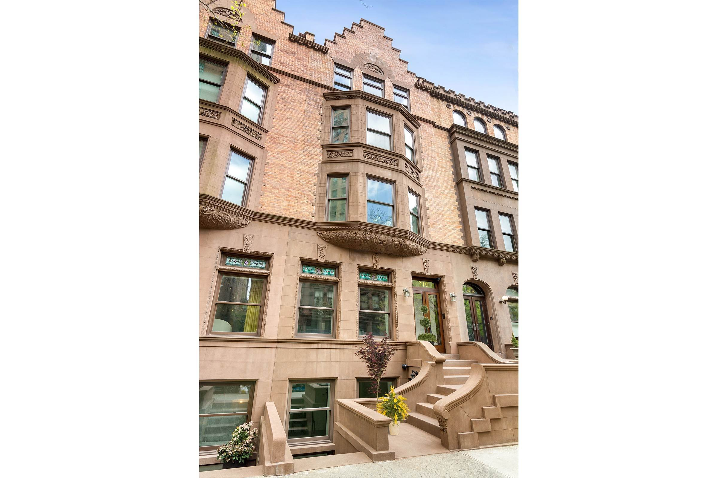 Single Family Townhouse en 310 West 88th Street New York, Nueva York,10024 Estados Unidos
