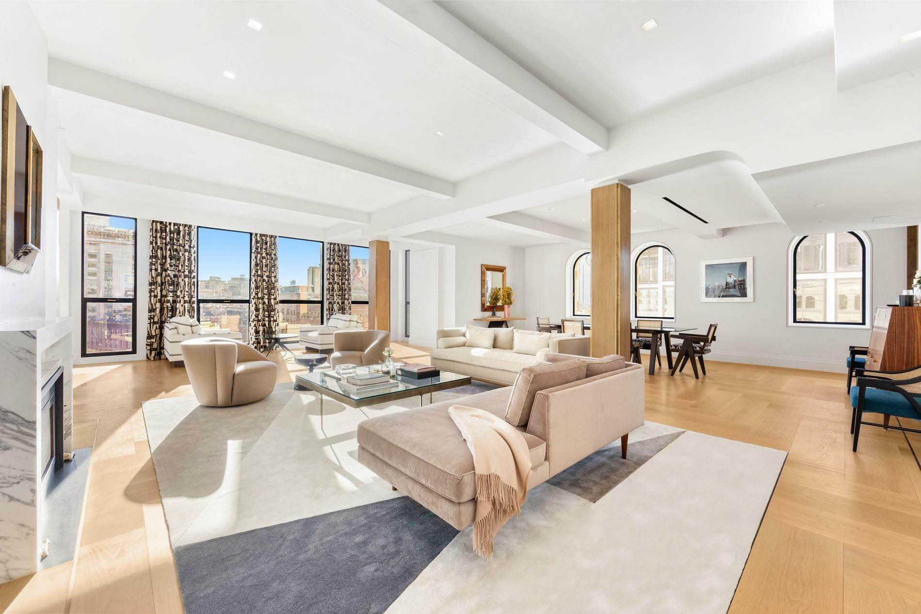 Condominium for Sale at Porter House 66 Ninth Avenue, 6 New York, New York,10011 United States