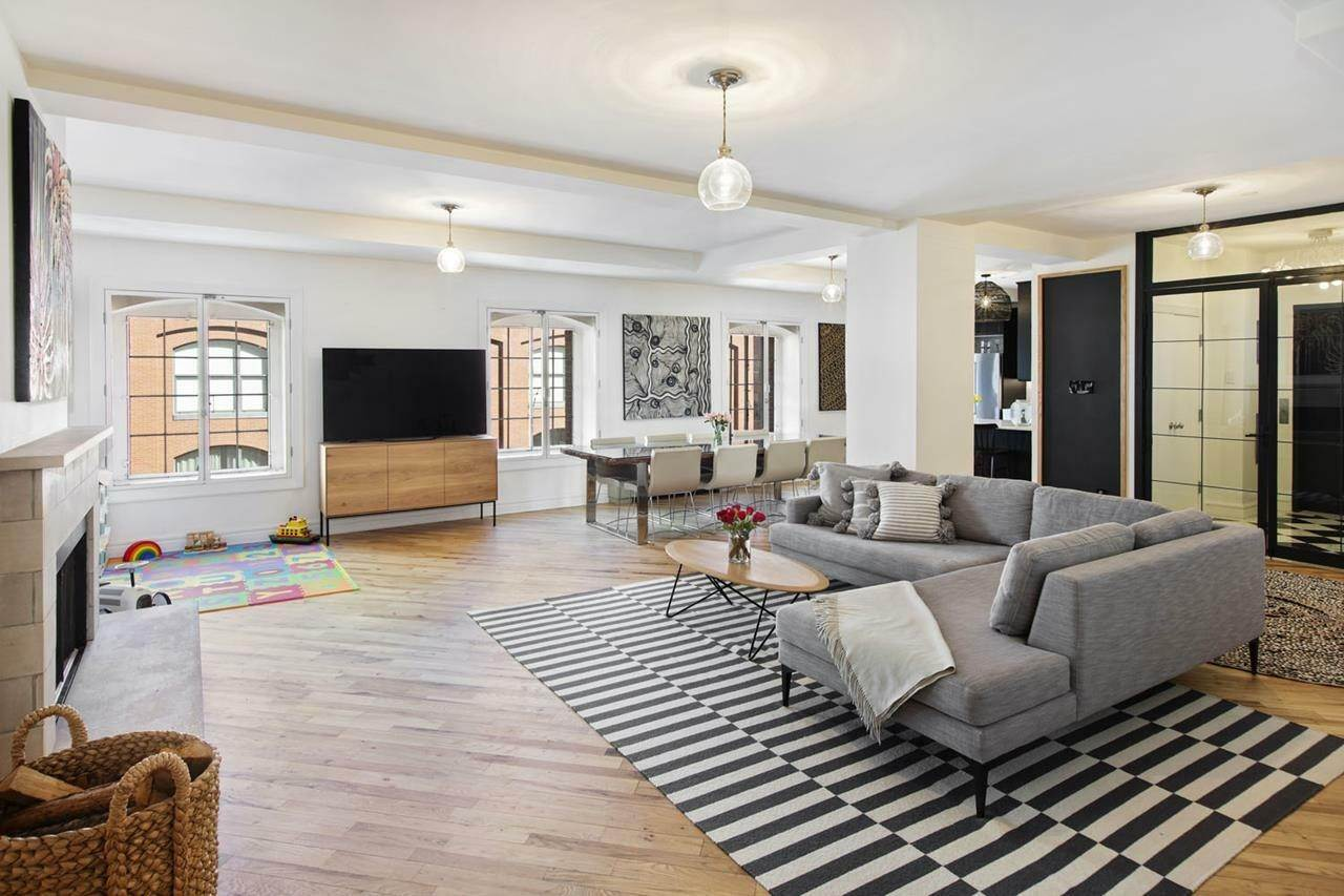 5. Condominium for Rent at Sugar Warehouse 79 Laight Street, 5-F New York, New York,10013 United States