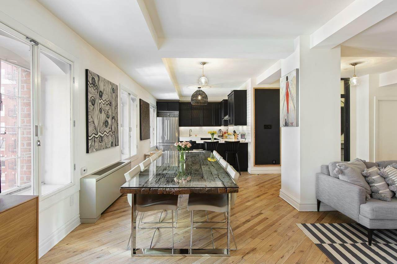 4. Condominium for Rent at Sugar Warehouse 79 Laight Street, 5-F New York, New York,10013 United States