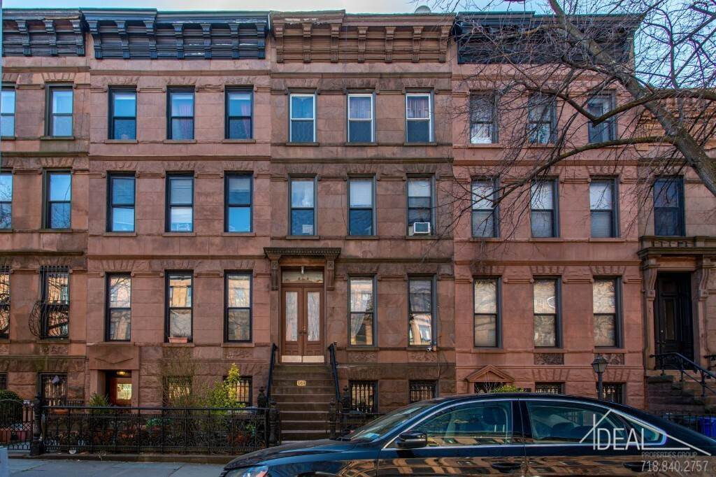 Multi Family Townhouse for Sale at 668 10th Street Brooklyn, New York,11215 United States