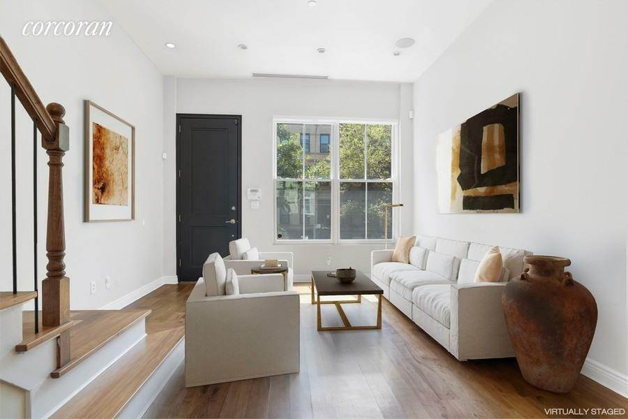 Multi Family Townhouse for Sale at 381 Jefferson Avenue Brooklyn, New York,11221 United States