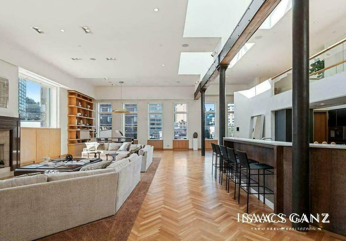 Co-op property for Rent at 383 West Broadway, PENTHOUSE New York, New York,10012 United States