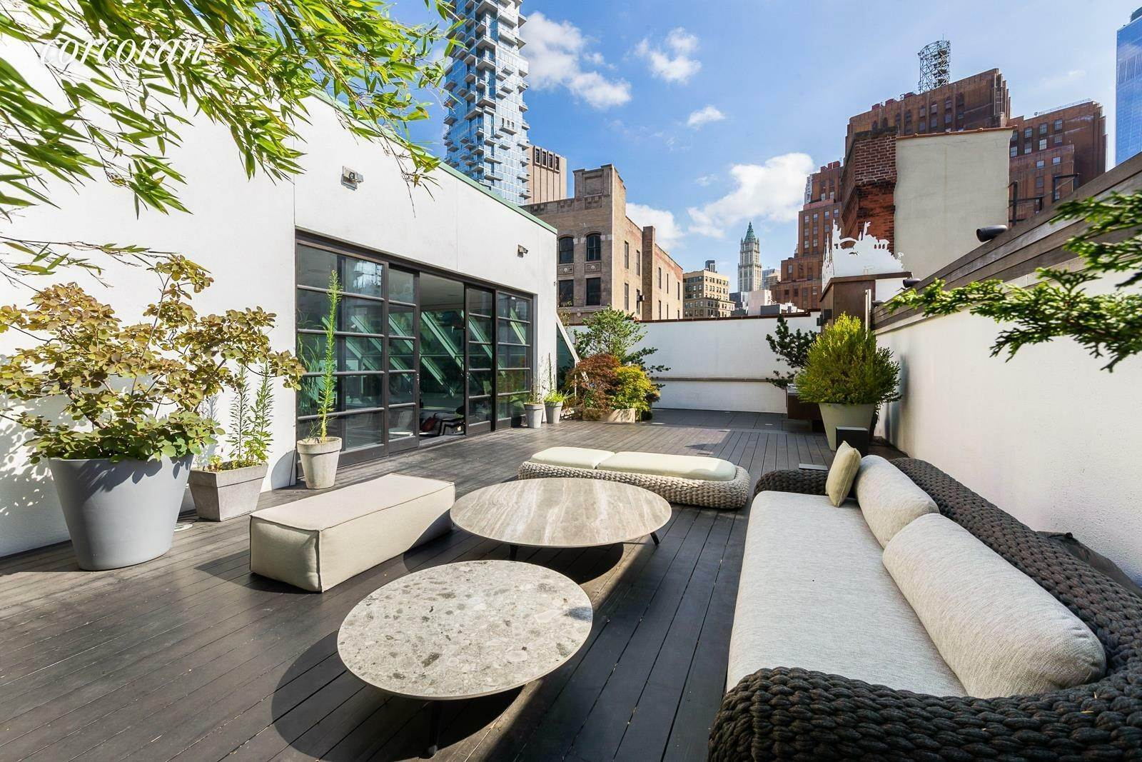 Condominium for Rent at 140 Franklin Street, PHA New York, New York,10013 United States