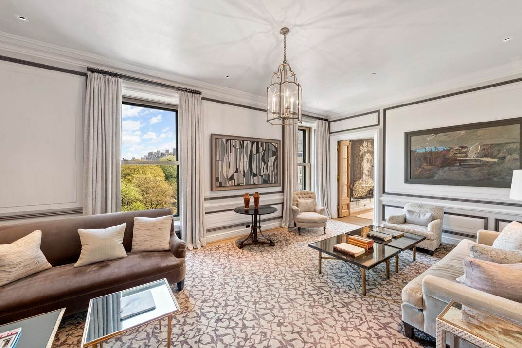 Condominium for Rent at Plaza Hotel 1 Central Park South, 509 New York, New York,10019 United States