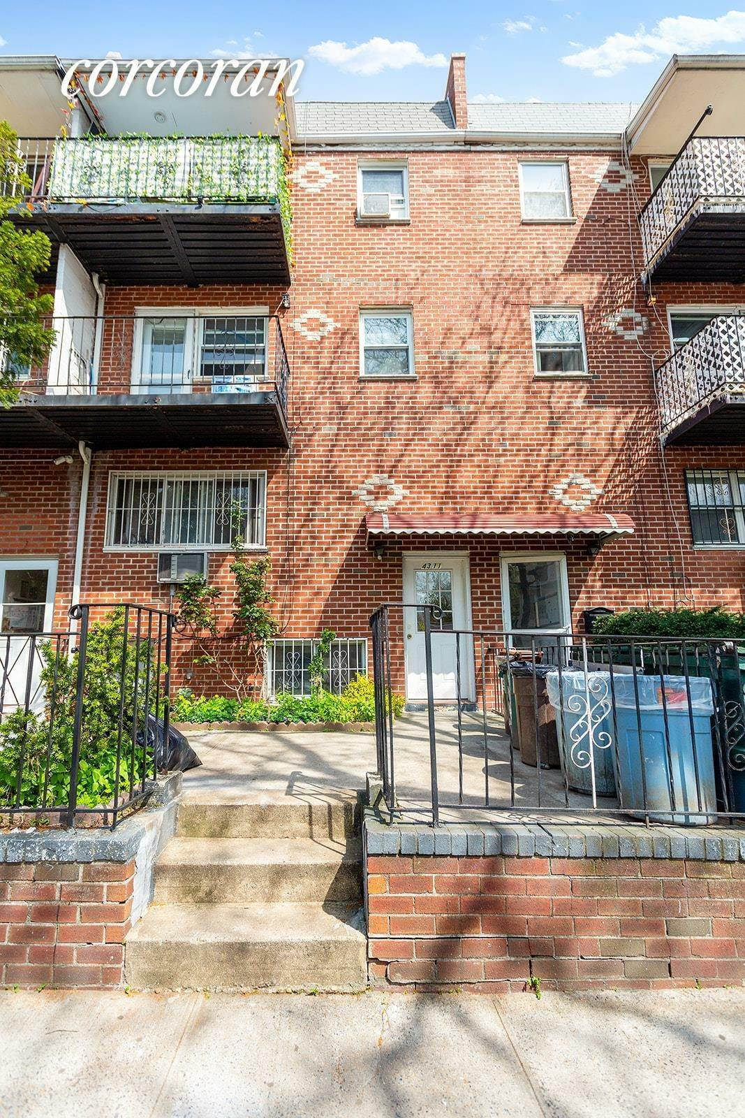 Multi Family Townhouse for Sale at 43-11 54 STREET Woodside, New York,11377 United States