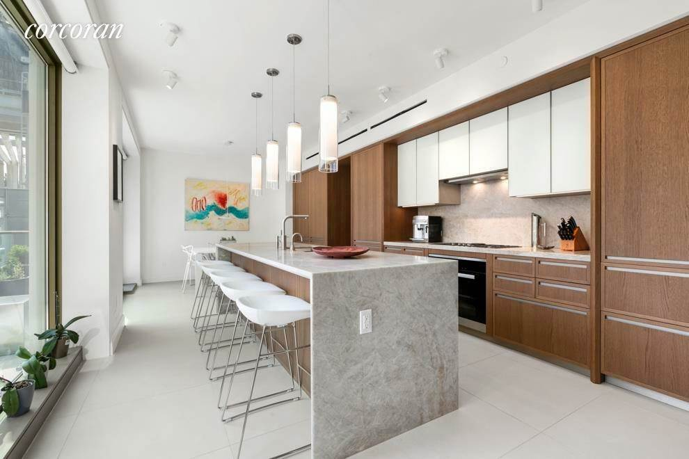 Condominium for Rent at The Twenty 1 117 West 21st Street, PHA New York, New York,10011 United States