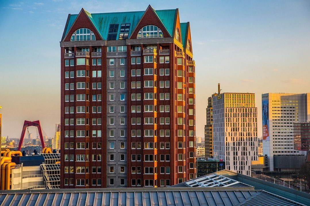14. Residence/Apartment for Sale at Botersloot 521 Rotterdam, South Holland,3011HE Netherlands