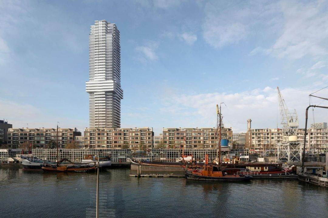 6. Residence/Apartment for Sale at Baan 64 f Rotterdam, South Holland,3011CC Netherlands
