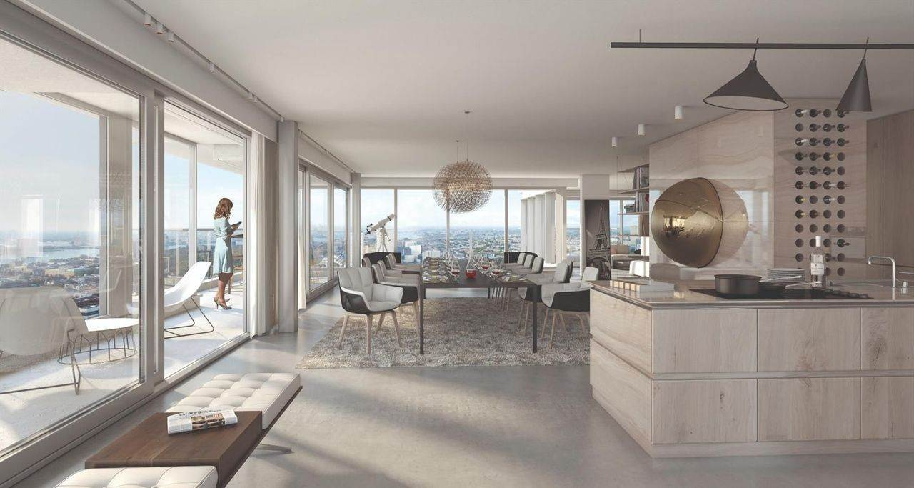 2. Residence/Apartment for Sale at Baan 64 f Rotterdam, South Holland,3011CC Netherlands